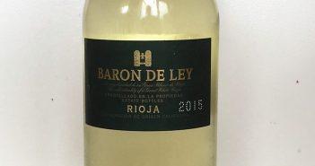 Baron de Ley Blanco 2015