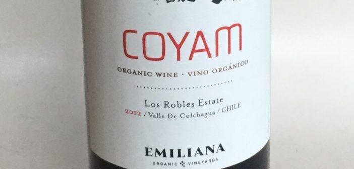 Emiliana Coyam 2012