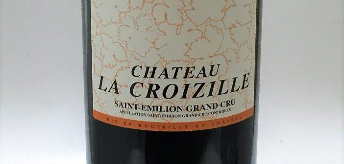 Chateau la Croizille 2010