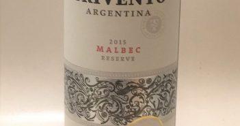 Trivento Malbec Reserve 2015