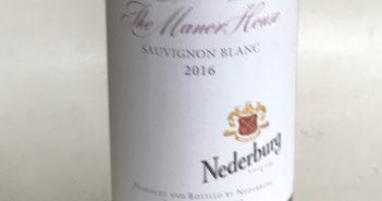 Nederburg The Manor House Sauvignon Blanc 2016