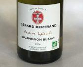 Gerard Bertrand Sauvignon Blanc Réserve Spéciale 2016