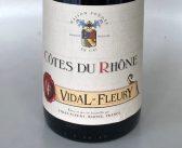 Vidal Fleury Cotes-du-Rhone Rouge 2015