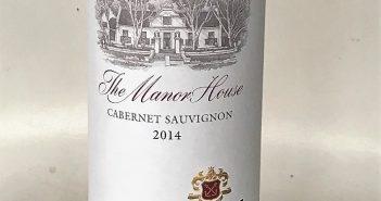 The Manor House Cabernet Sauvignon 2014