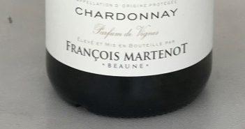 Francois Martenot Bourgogne Blanc 2016