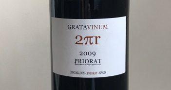 Gratavinum  2πr Priorat 2009