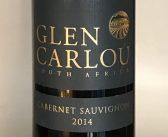 Glen Carlou Cabernet Sauvignon 2014