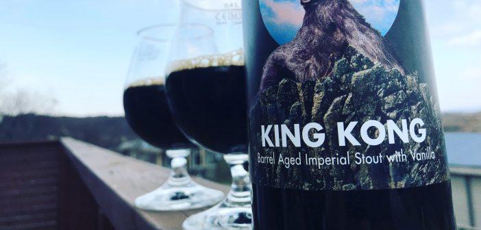 King Kong frá Malbygg – óaðfinnanleg snilld.