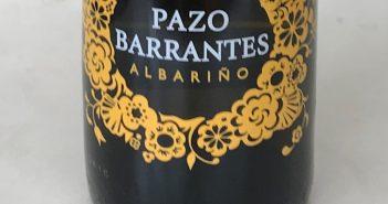 Pazo Barrantes Albarino 2016