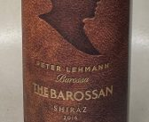 Peter Lehmann The Barossan Shiraz 2016