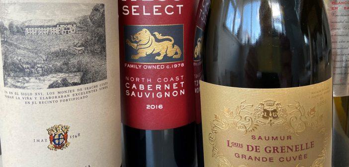 Vín fyrstu aðventuvikunnar
