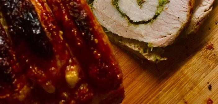 Porchetta – ítölsk purusteik að hætti Hákons Más