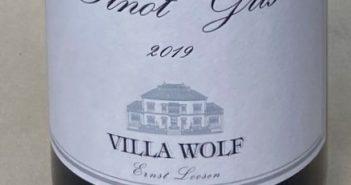 Villa Wolf Pinot Gris 2019