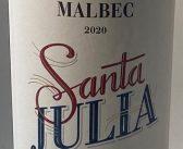 Santa Julia Malbec 2020