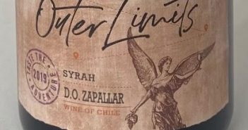 Montes Outer Limits Syrah