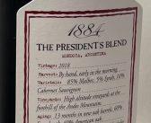1884 President's Blend 2018