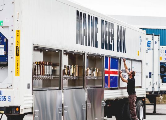 Styttist í magnaða bjórhátíð – Maine Beer Box