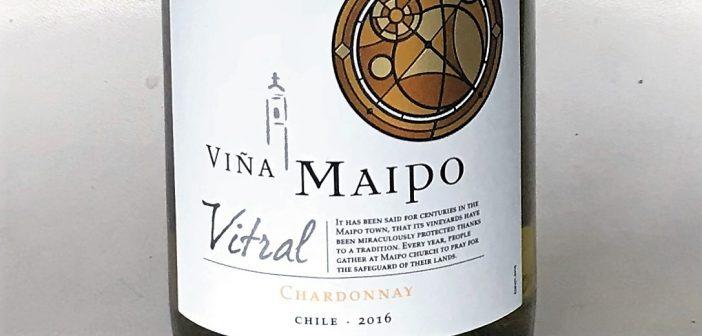 Vina Maipo Vitral Reserva Chardonnay 2016