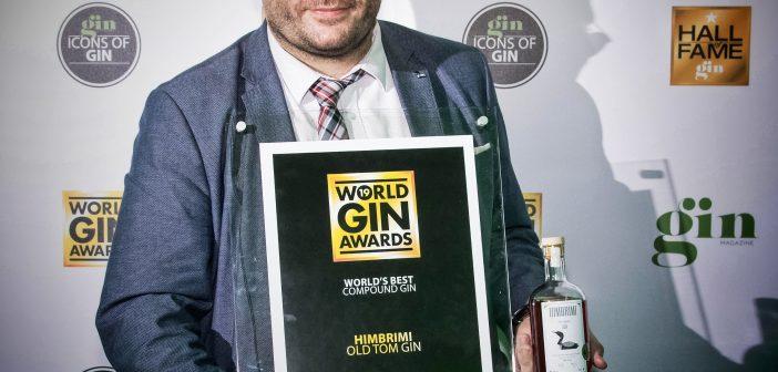 Himbrimi vinnur sinn flokk á World Gin Awards